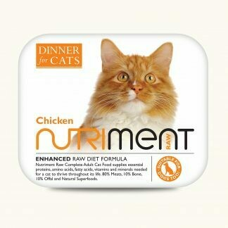 Nutriment - Dinner for Cats - Chicken - 175g