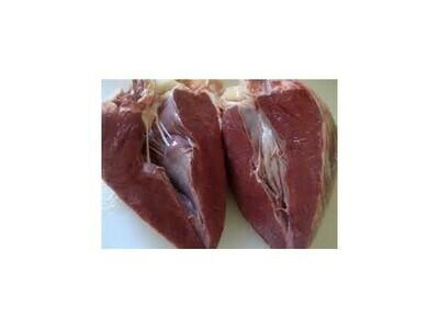 Durham - Beef Hearts halves