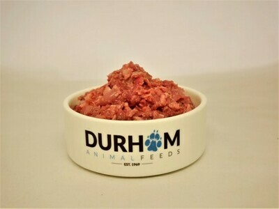 Durham - Chicken & Oily Fish Mince - 454g