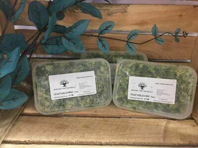 Nurture them naturally - Minced Veg - 500g