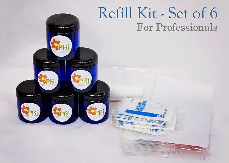 Professional Refill Kit 6