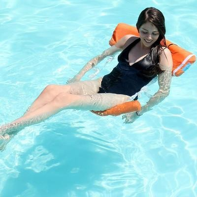 Pool Float - Just Add Noodles!