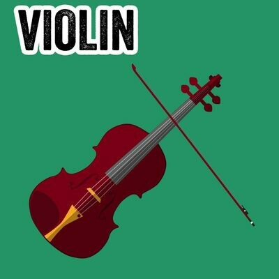 Beginning Violin - Tuesdays 6:00pm-6:45pm