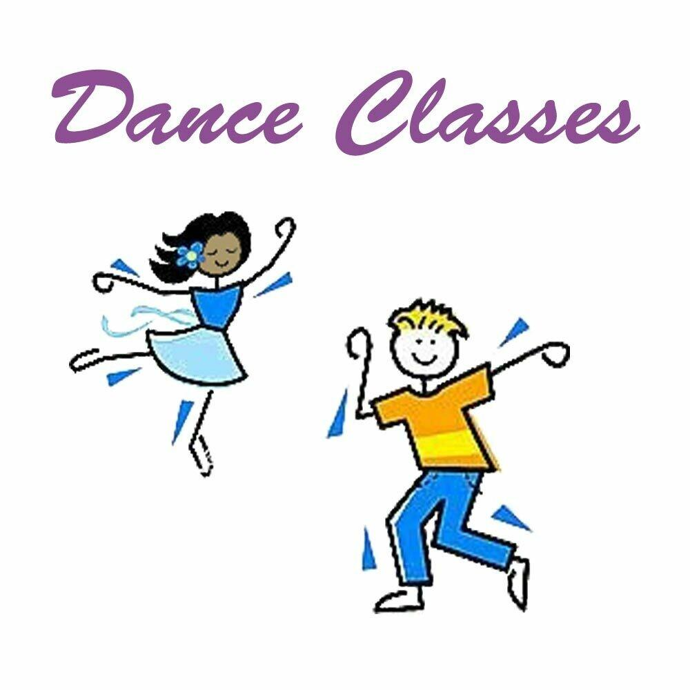 Dance Jr. - Mondays 5:15pm-6:00pm