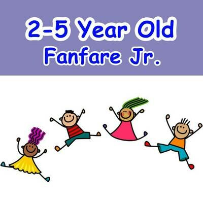 Fanfare Jr. - Tuesdays 6:00pm-6:45pm