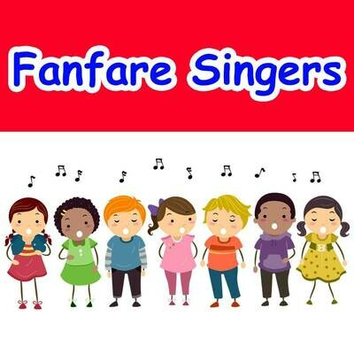 Fanfare Singers - Tuesdays 6:00pm-6:45pm