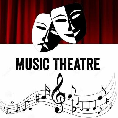 Music Theatre - Wednesdays 5:15pm - 6:00pm