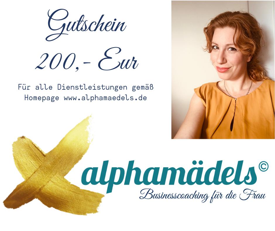 Gutschein 200,00 EUR