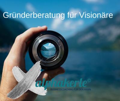 Workshop alphakerle: Vision Online / Start Up