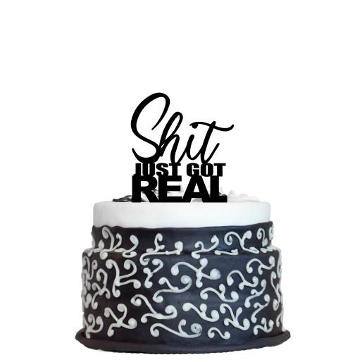Wedding Cake Topper Design 2