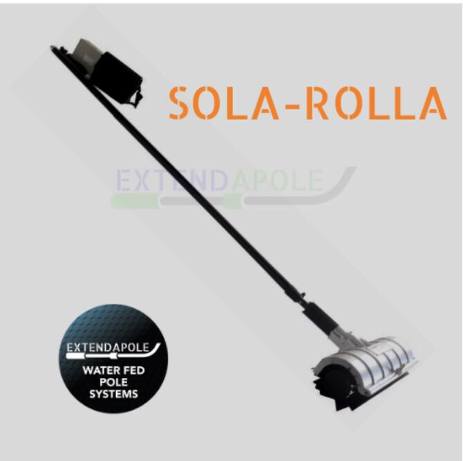 Sola-Rolla Motorised Panel Cleaner