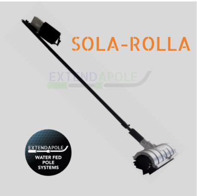 Sola-Rolla Motorised Panel Cleaner