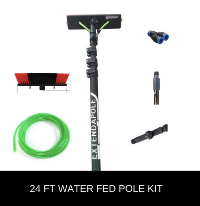 24FT Aluminium Pole Kit