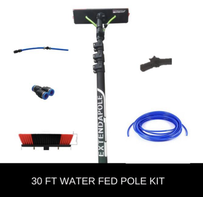 30FT Aluminium Pole Kit