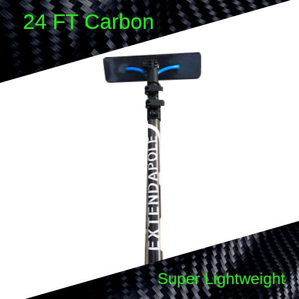 24 FT Carbon Pole Kit