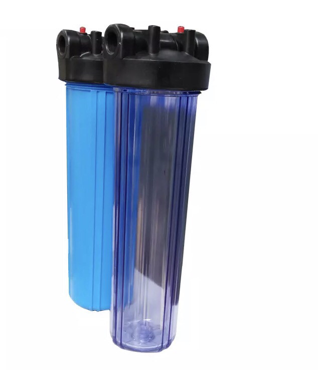 10' Clear Water Filter Housing