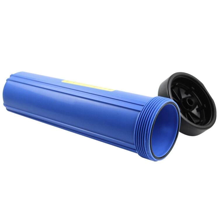 10' Blue Water Filter Housing