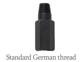 Threaded Pole Tip