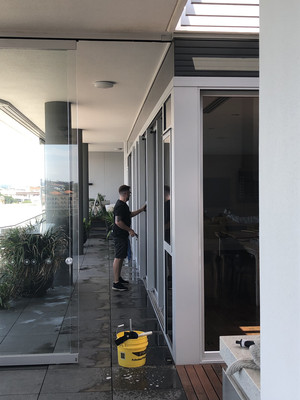 Window Cleaning Training