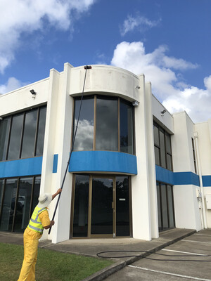Water Fed Cleaning Extension Poles 30ft Australia 🇦🇺