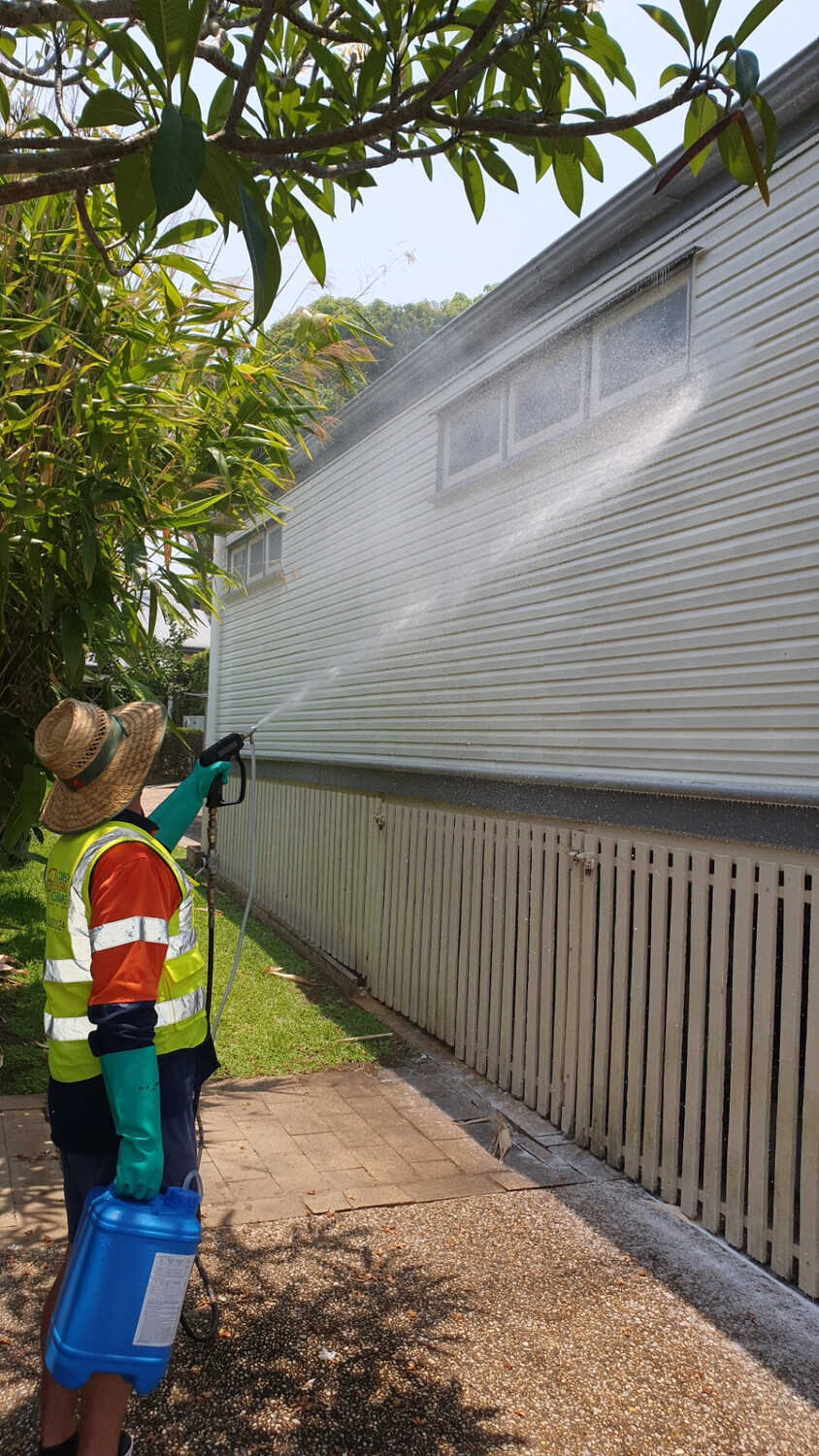 External House Washing Training Australia Wide 🇦🇺