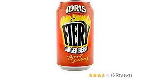 Idris Ginger Beer
