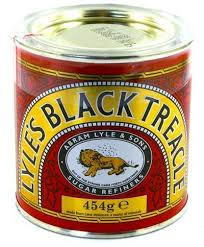 Lyle's Black Treacle 454g
