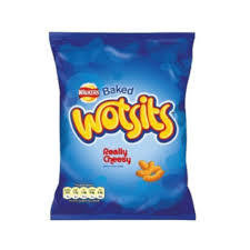 Walkers Wotsits 22.5g