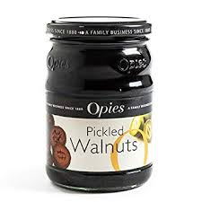 Opies Pickled Walnuts 390g 5010392005250
