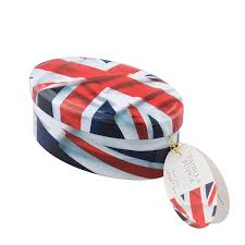 Gardiners Union Jack Tin Vanilla Fudge