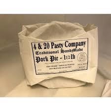 4 & 20 Trad Pork Pie 1.5lb 822939999268