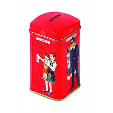 Ahmad Tea Policeman Phone Box 25s