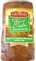 Farmbake Fruit Cake 350g