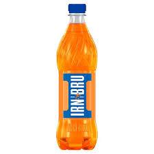 IRN BRU Bottle 500ml 058997004181