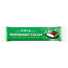 Fry's Peppermint Cream 49g 5034660519683