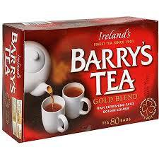 Barry's Tea Gold Blend 80's 634924321028
