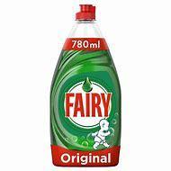 Fairy Original 780ml 4015600391980
