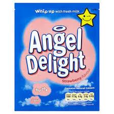 Angel Delight Strawberry 5000354770005