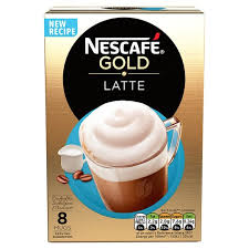Nescafe Gold Latte