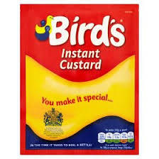 Bird's Instant Custard 75g 5000354700132