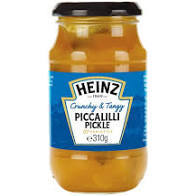 Heinz Piccalilli 310gram 792851359801