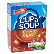 Cup A Soup Tom Basil 4pk