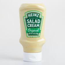 Heinz Salad Cream 425g 792851355001