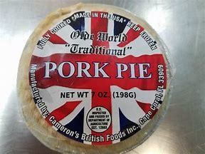 Cameron's Trad Pork Pie 6oz