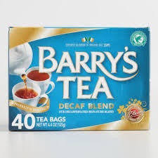 Barry's Decaf 40's