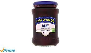 Hayward's Baby Beetroot 400g 5060336503823