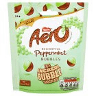 Aero Chocolate  Mint Bubble Pouch