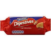 McVities Digestives Orig 250g
