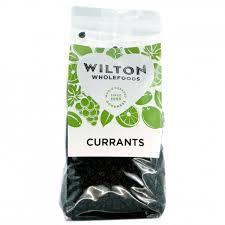 Wilton Currants 375g 5060011950003