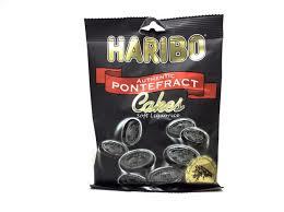 Haribo Pontefract Cakes 140g